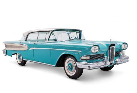 8 novembre 1956 – Ford choisi le nom Edsel pour un nouveau modèle