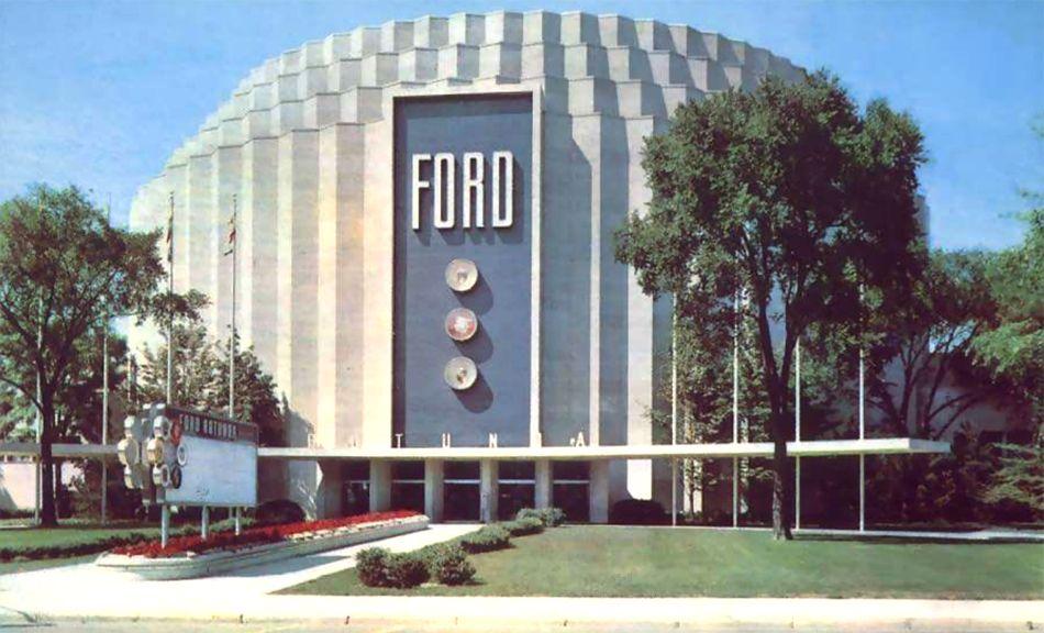 9 novembre 1962 – La Rotonde de Ford est incendié
