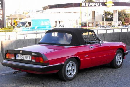 6 novembre 1986 – Alfa Roméo est vendu à Fiat