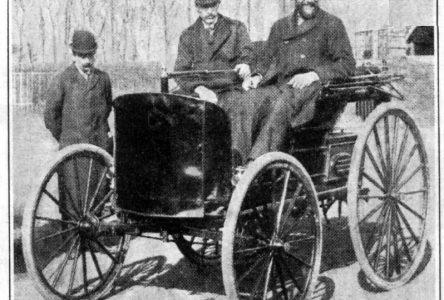 28 novembre 1895 – Première course de voitures aux États-Unis