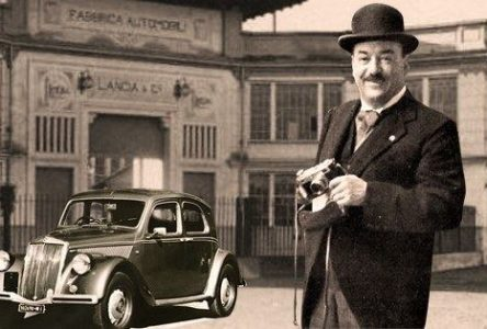 29 novembre 1906- Fondation de la compagnie Lancia
