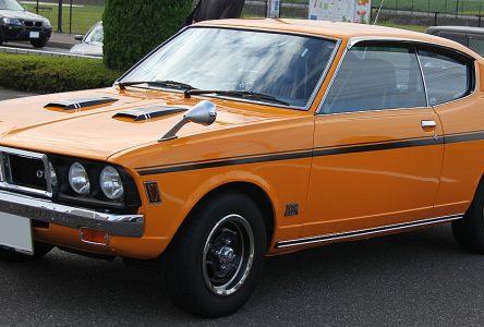 8 décembre 1981 – Mitsubishi débarque en Amérique du Nord