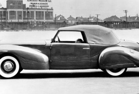 13 décembre 1939 – Ford présente la première Lincoln Continental