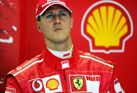 Michael Schumacher a 50 ans aujourd'hui