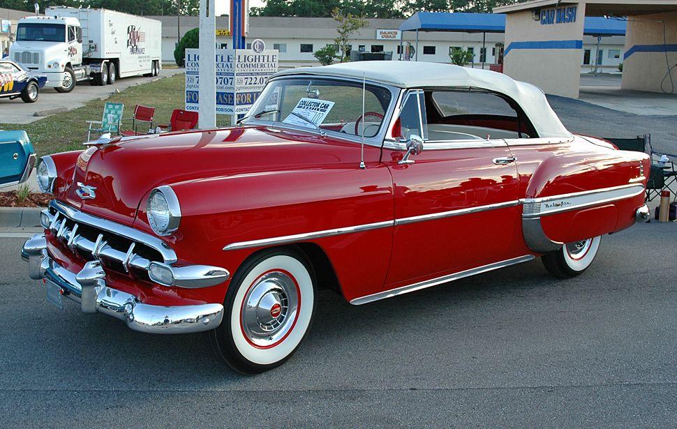 19 janvier 1954 – GM investit 1 milliard de dollars pour l'expansion de la marque