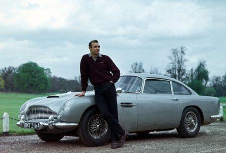 9 janvier 1965 – James Bond se promène en Aston-Martin pour la première fois