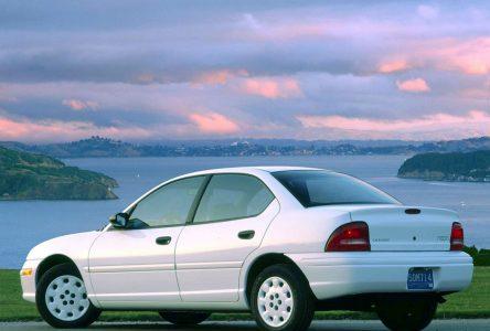 2 janvier 1994 – Lancement de la Chrysler Néon
