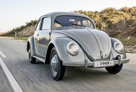 17 janvier 1949 – La première Volkswagen Beetle débarque en Amérique du Nord