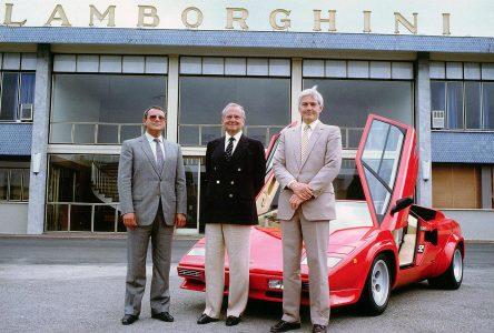 23 avril 1987 – Chrysler rachète Lamborghini