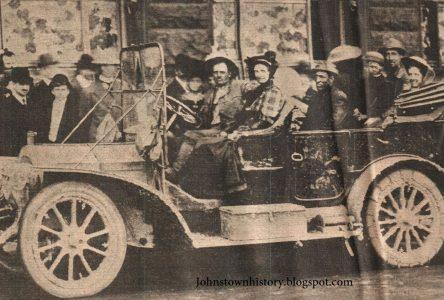 24 avril 1908 – Une première traversée des États-Unis en voiture