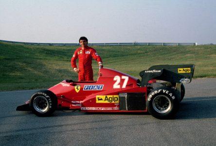 25 avril 2001- Michele Alboreto victime d'un accident fatal