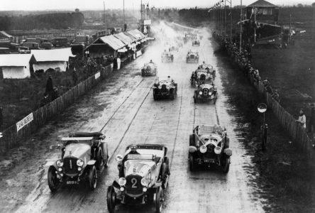 26 mai 1923 – La première épreuve des 24 heures du Mans