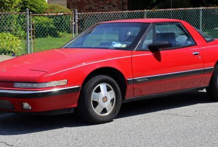 14 mai 1991 – Fin de la production de la Buick Reatta