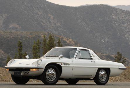 30 mai 1967 – Mazda présente la Cosmo