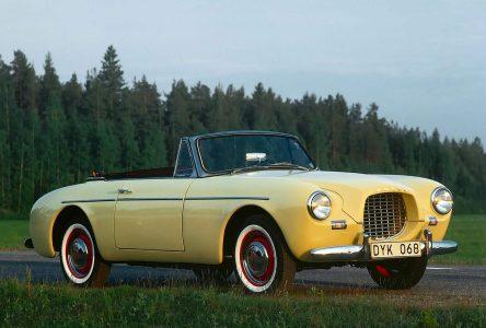 20 mai 1957 – Volvo cesse la production de la P 1900