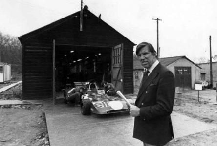 3 mai 1924 – Naissance de Ken Tyrrell