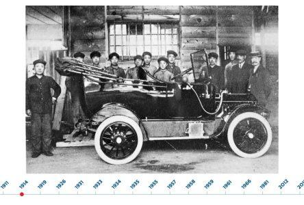 1er juin 1934 – Naissance de la compagnie Nissan