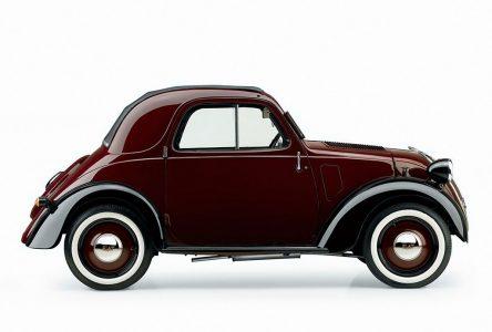 15 juin 1936 – Fiat présente la 500