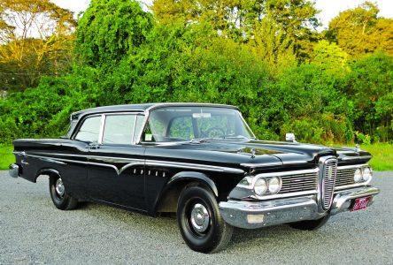 7 juin 1954 – Le projet Edsel est mis sur pied