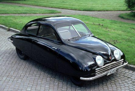10 juin 1947 – Saab présente sa première voiture