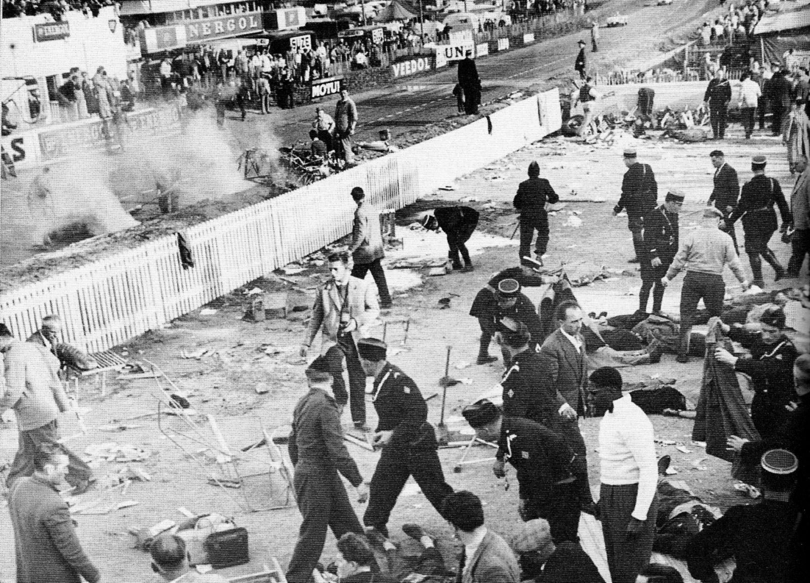 11 juin 1955 – Tragédie aux 24 heures du Mans