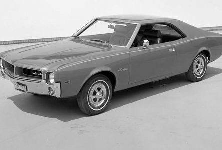 22 août 1967 – AMC lance la Javelin