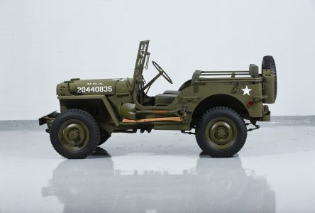 1 er août 1941 – Naissance de Jeep