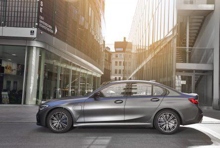 BMW 330 e 2020 – Rédemption
