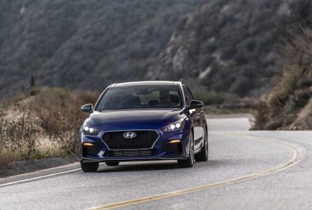 Hyundai Élantra GT N-Line – Une bonne idée