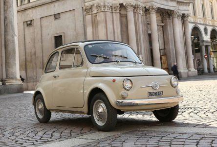 4 août 1957 – Fiat lance la nouvelle 500