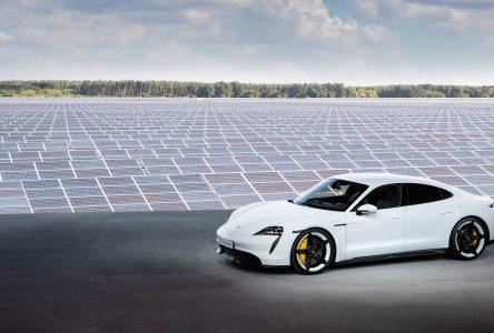 Taycan – La nouvelle Star de Porsche