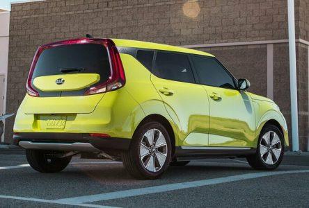 Kia Soul EV 2020 – autonomie en hausse
