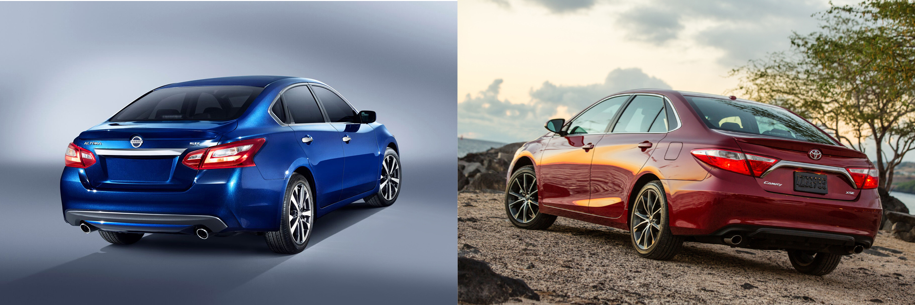 Nissan Altima 2019 vs Toyota Camry 2019 – Le maître et son élève