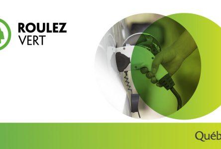 Le programme Roulez vert se poursuit jusqu'en 2026