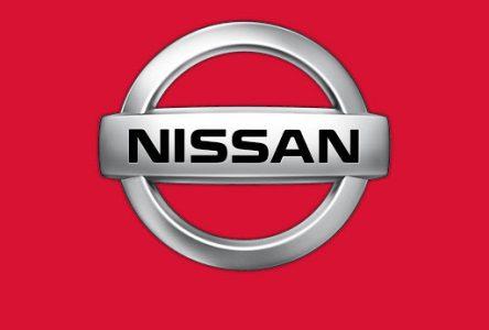 Nissan dans l'eau chaude