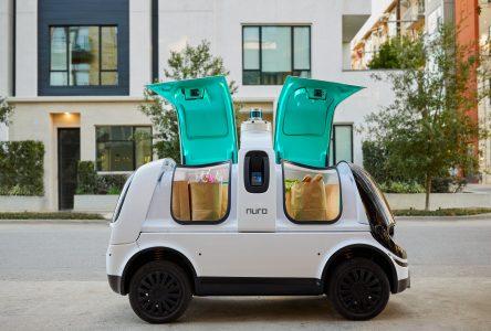 Un système de livraison autonome en Californie