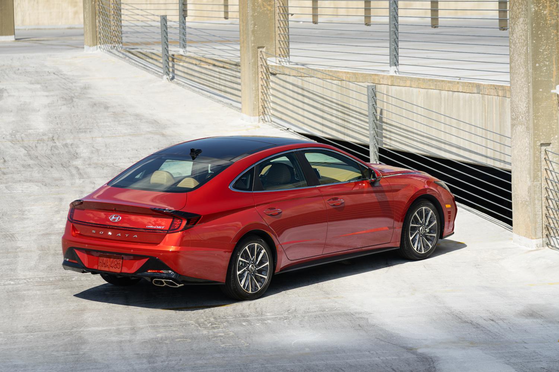 Hyundai Sonata Ultimate – Une nette progression