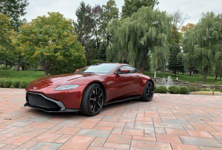 Aston martin Vantage 2020 – Alternative à la Porsche 911