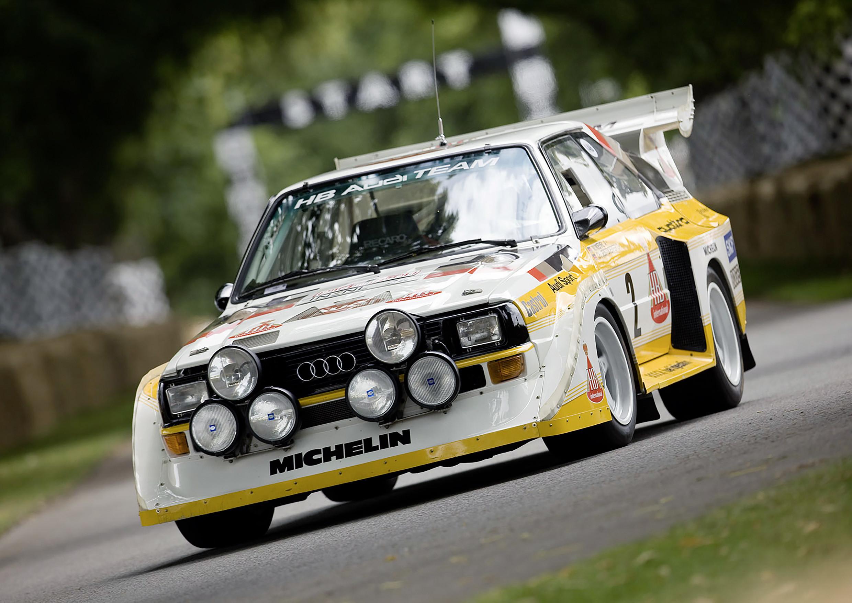 La crise de la quarantaine chez Audi