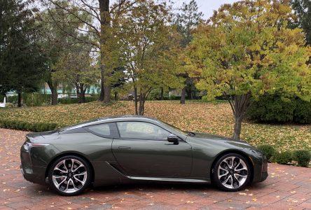 Lexus LC 500 2021 – Sportive à sa manière