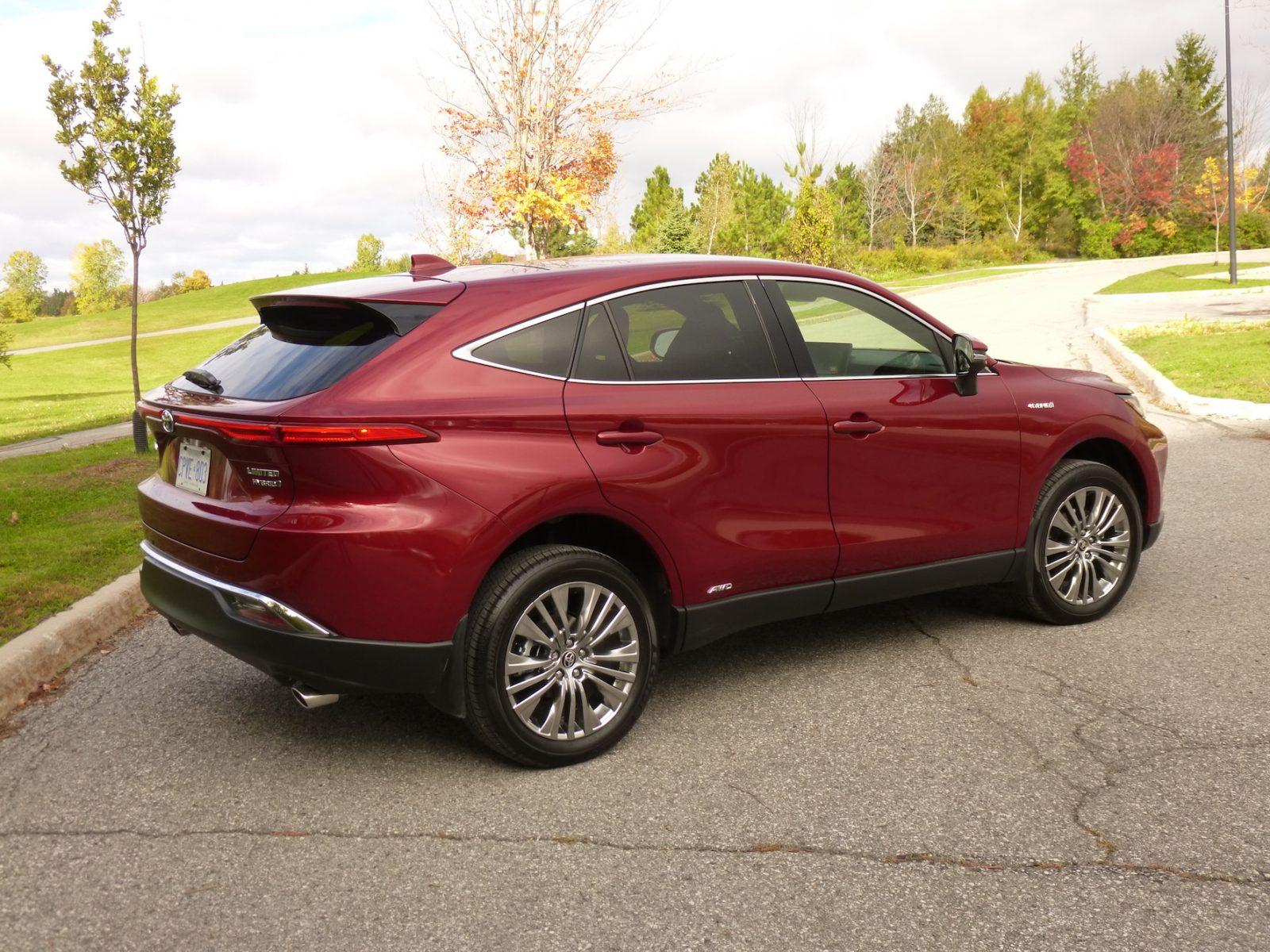 Toyota Venza 2021 – Une rose sous un autre nom
