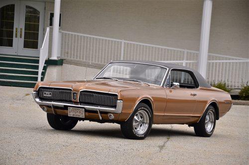 Mercury Cougar1967