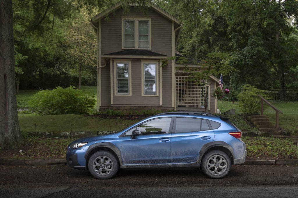 Subaru Crosstrek Outdoor 2021