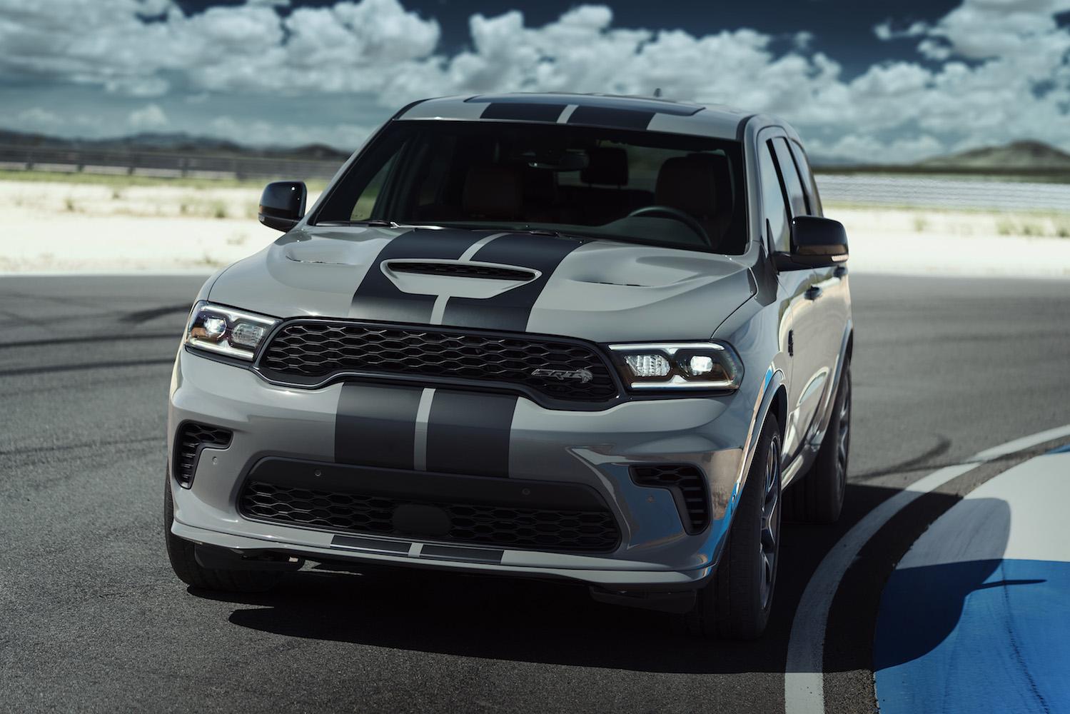 Le Dodge Durango aura son moteur Hellcat… mais pas pour longtemps