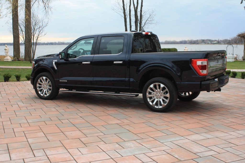 Ford F-150 Limited hybride 2021