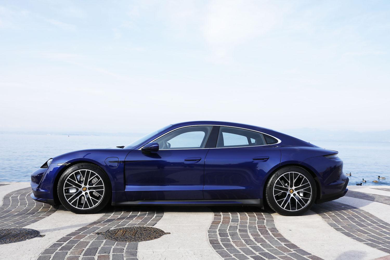 Porsche Taycan – Sauvez son âme
