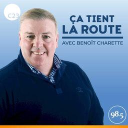 Ça tient la route avec Benoît Charette