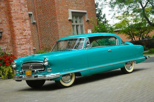 Nash Ambassador 1954
