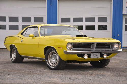 Plymouth Cuda 4401970