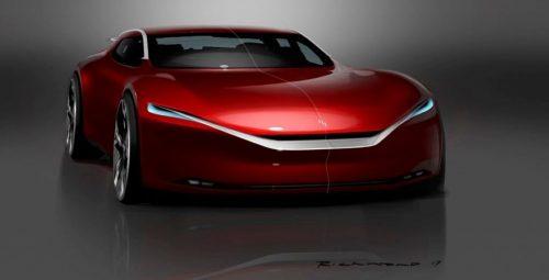 Un concept de voiture sport sans nom chez Buick